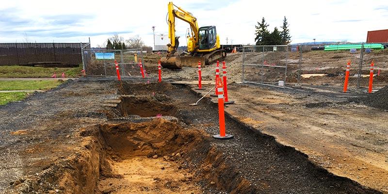 """Se arranca la construcción el la """"calle Verde"""" de la Avenida NE 72"""