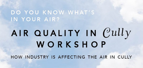 Air Quality in Cully: September 21 Event