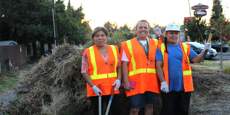 Community Spotlight: Velia Mendoza and the Neighborhood Walking Group