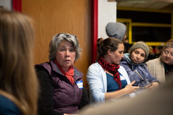 Narativa Comunitario: Annette Pronk, Construyendo Comuniatrios Resilientes