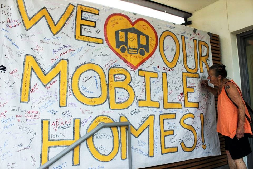 Mobile Home Zoning Approved by Planning Commission