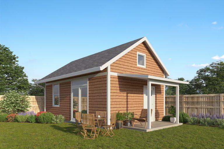 Asset Transfer from Enhabit kick-starts Affordable Small Home Program